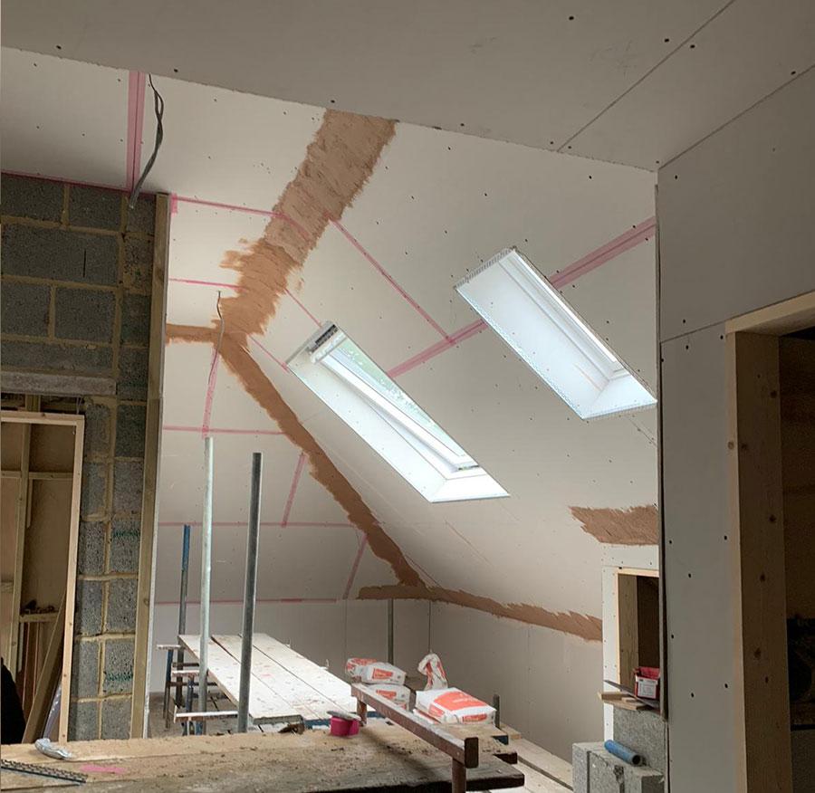 Plastering Codicote Bedfordshire