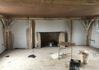 Plastering Caddington Bedfordshire